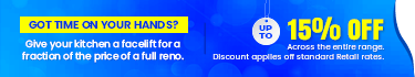 Got time on your hands upto 15% off
