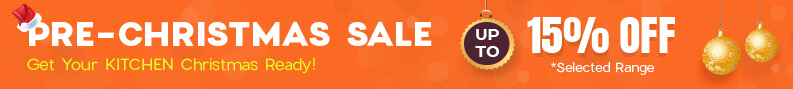 Pre Christmas Sale Up To 15% OFF