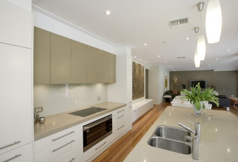 Glass Splashback 47