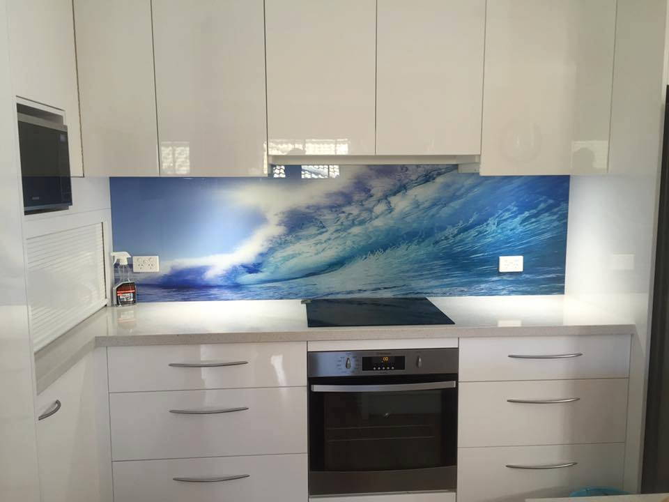 Printed Glass Splashbacks – Uniqueness and Style