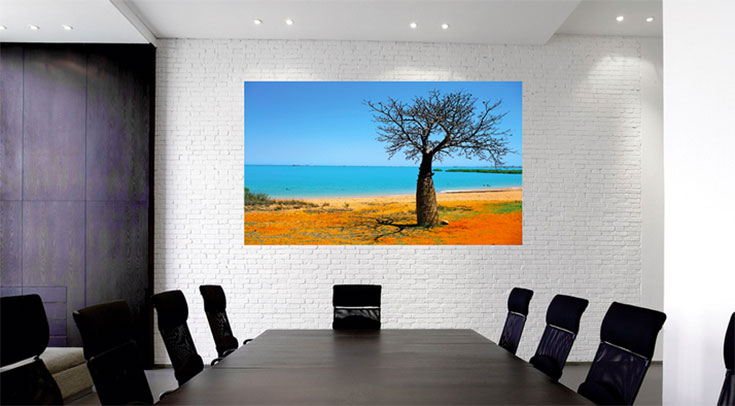 The Advantages of Glass Photo Prints Over Canvas