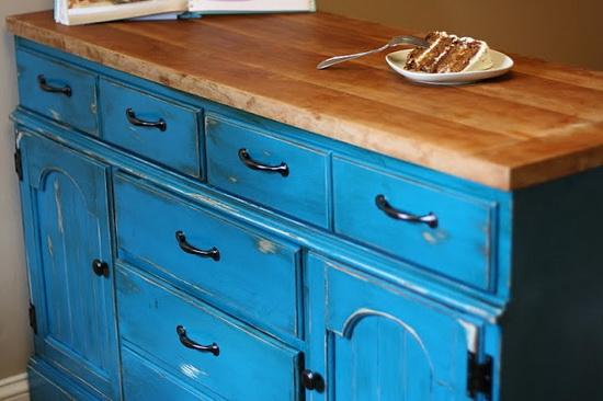 Old dresser or cabinet