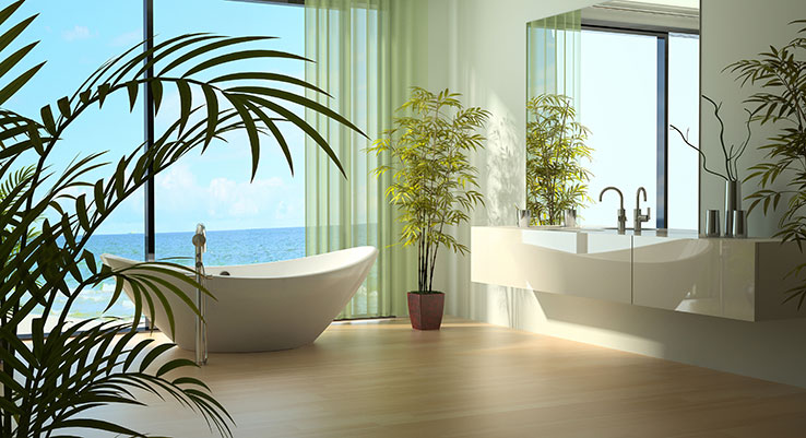 How to Build an Environmentally Sustainable Bathroom
