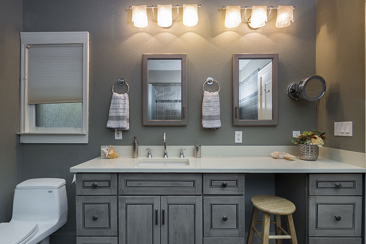 5 Tips for Choosing Bathroom Lighting