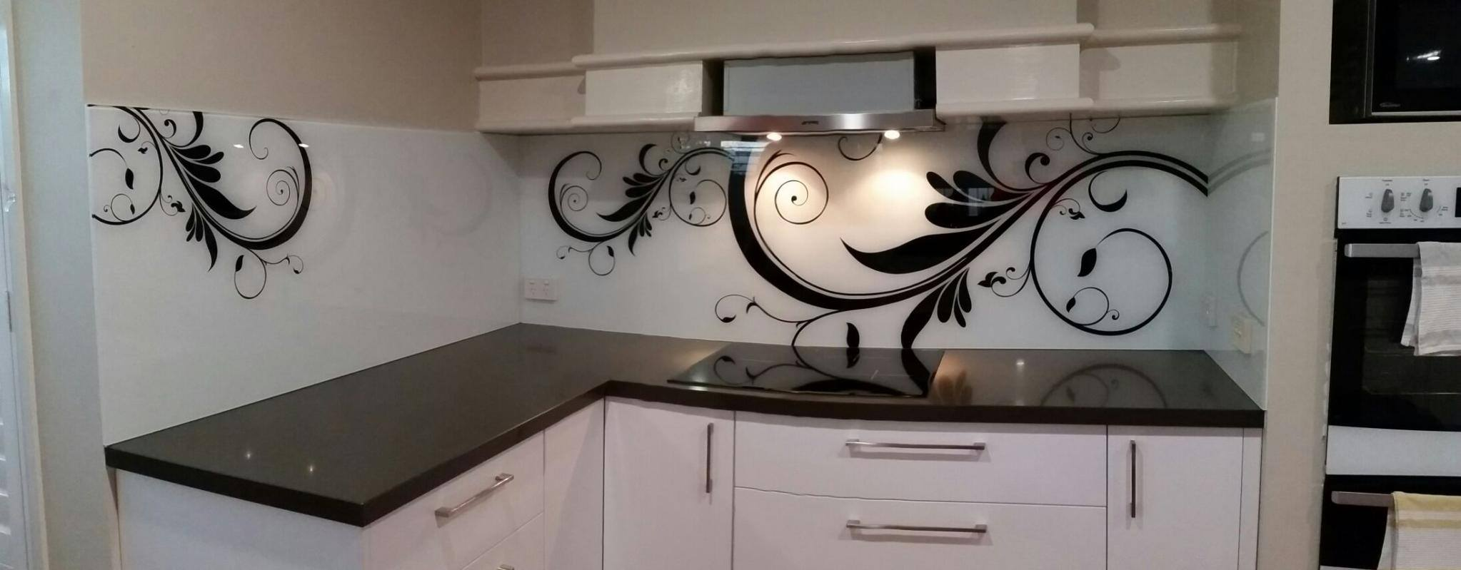 Printed Splashback - Art