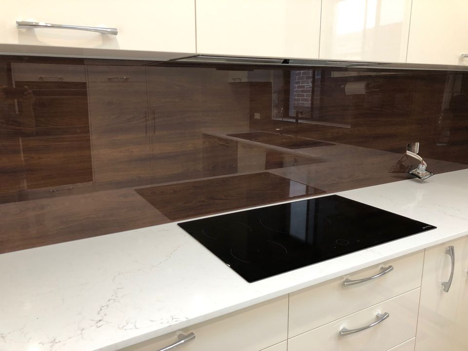 Printed Splashback - Simple Print